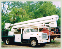 Approved Tree Care - Cherry Picker